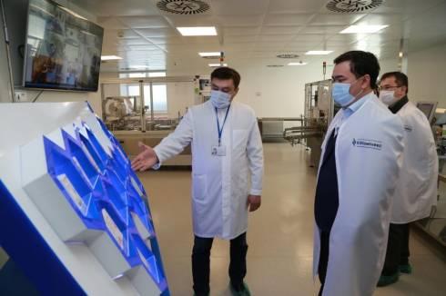 Карагандинские фармацевтические предприятия наращивают объёмы производства