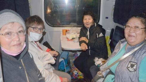 Поезда с женскими вагонами запустили в Казахстане