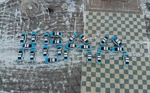 Акция «Неделя безопасности дорожного движения» проходит в Караганде