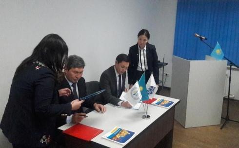 Арматура карагандинского производства будет использована для ремонта нефтепровода в Атырауской области
