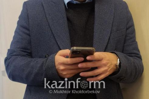 Стопроцентную доступность госуслуг на смартфонах планируют обеспечить в Казахстане