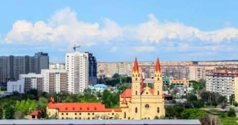 Средняя цена квартир Караганды в марте выросла