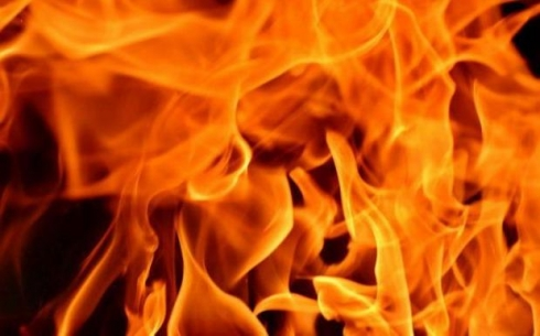 В Караганде хозяйка сгоревшего в Пришахтинске кафе заявляет о поджоге