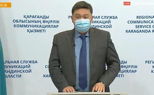 Режим ожидания: карагандинские стационары готовы к поступлению больных КВИ
