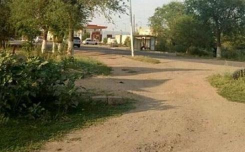 Жители посёлка Компанейск пожаловались на отсутствие освещения и плохие дороги