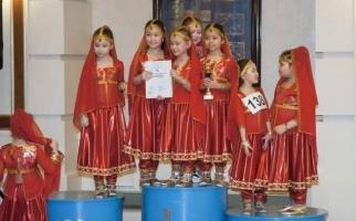 Юные темиртаусцы стали призерами на Казахстанской танцевальной олимпиаде
