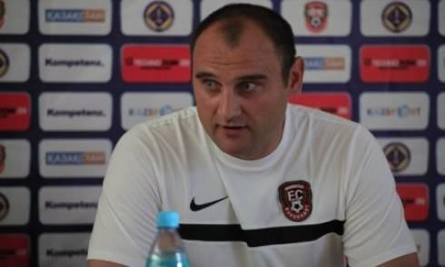 Андрей Финонченко: «Необходимо поправлять турнирное положение»