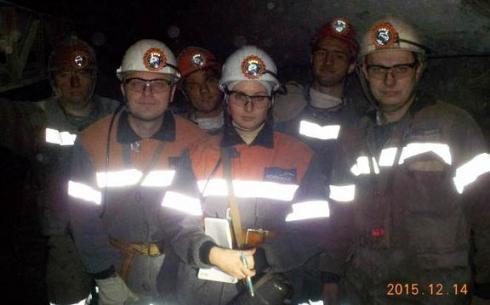Журналист меняет профессию: шахтёр