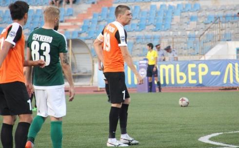 Евгений Тарасов: «Взяли очень важные три очка»