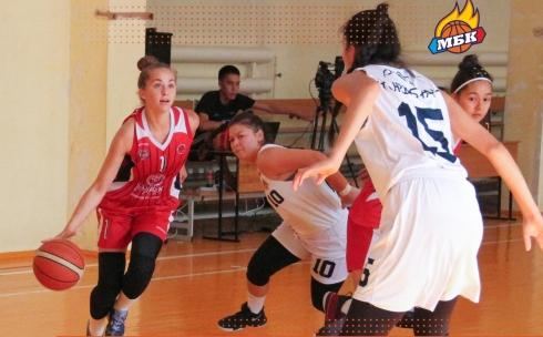 Сборная Карагандинской области стартовала с победы в финальном туре Чемпионата Казахстана по баскетболу