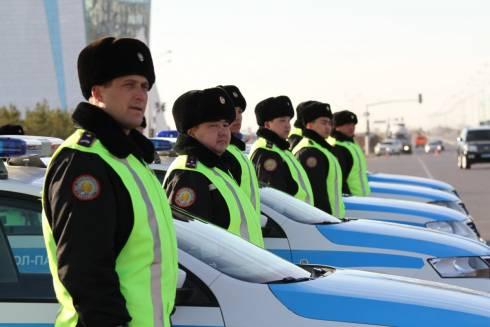 В Карагандинской области задержаны пассажирские автобусы с двойным перегрузом