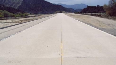 Так ли хороши цементно-бетонные дороги в Казахстане
