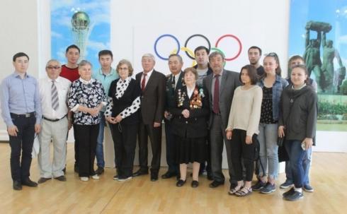 В Караганде прошёл спортивный форум «Ради нашего будущего»