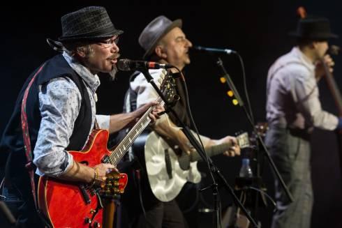 Группа «Чайф» даст концерт в Караганде в честь своего 35-летия