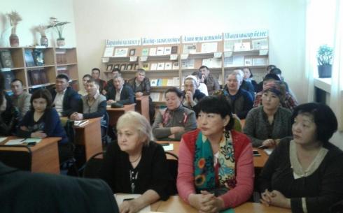 В Карагандинской области обучают основам предпринимательства