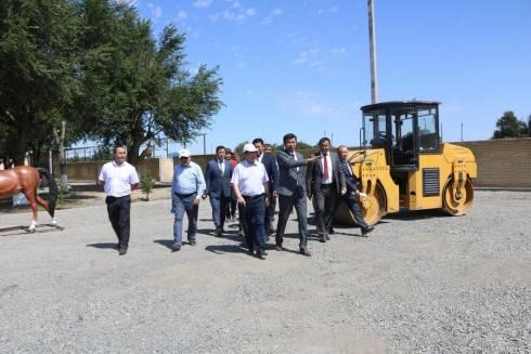 В посёлке Атасу Жанааркинского района отремонтируют детские сады и объекты ЖКХ по спецпроекту «Ауыл - ел бесігі»