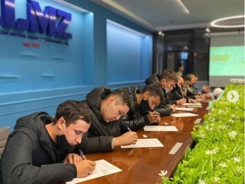 Ускоренные курсы дуального обучения для будущих машиностроителей организовали в Караганде
