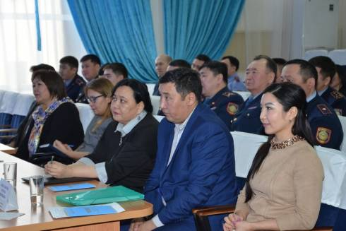 600 сотрудников полиции Карагандинской области сдали КАЗТЕСТ