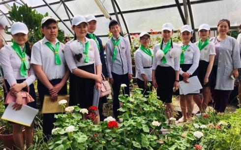 Форум юных краеведов, экологов и натуралистов прошёл в Караганде