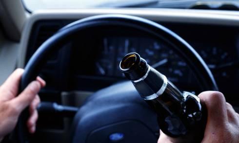 Нарушитель лишен права управления транспортным средством на три года за пьяное вождение