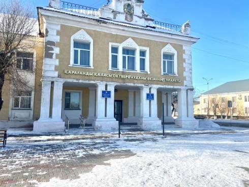 Акимат Октябрьского района «раззаборился» первым