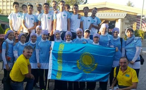 Алимжан Мырзабеков стал вице-чемпионом Азии по скалолазанию