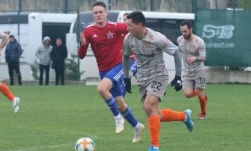 Клуб КПЛ обыграл российскую команду в товарищеском матче