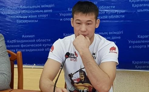 После травмы было психологически трудно вернуться на ринг - Шавкат Рахмонов, чемпион мира ММА среди любителей