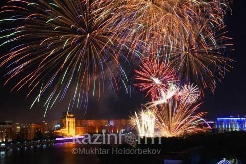 Фейерверк в День столицы покажут онлайн