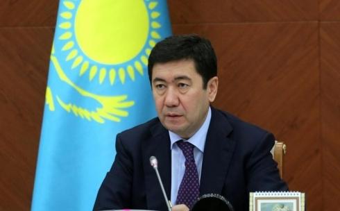 Реализацию поручений Главы государства обсудили в акимате Карагандинской области