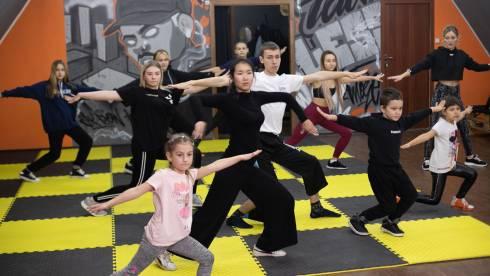 В Шахтинске открылась школа современных танцев SK FLOW