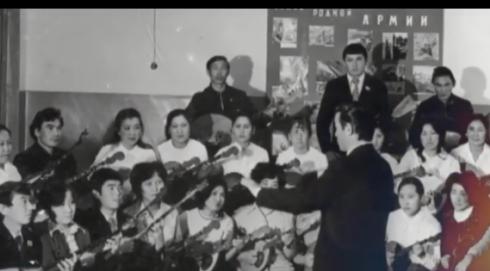 Класс Иманкельды Кошербаева открыли в карагандинской музыкальной школе