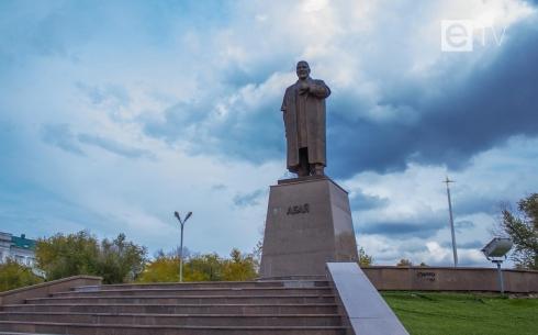 Timelapse. Площадь им. Гагарина и сквер «Шалкыма»