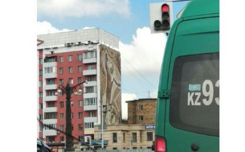 Светофорный объект на перекрёстке Гоголя-Н.Абдирова перепрограммировали