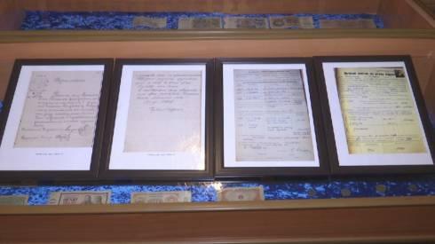 Уникальные документы о Сакене Сейфуллине привезли из России