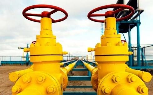 По Жезказгану проложено более 26 километров газораспределительных сетей