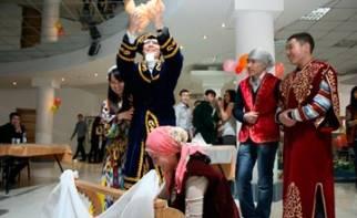 Карагандинские студенты провели конкурс «Baursak-Party»