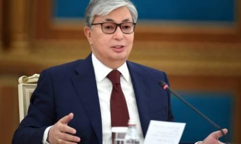 Токаев поздравил казахстанцев с Днём спорта