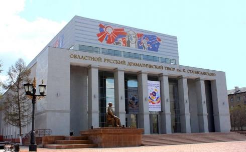 Русский театр Караганды готовится к премьере трагикомедии
