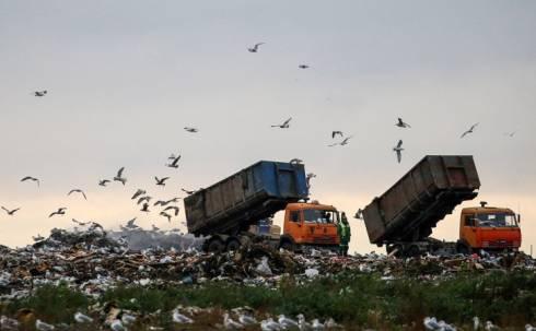 Лишь 18% мусорных полигонов в РК соответствуют экотребованиям