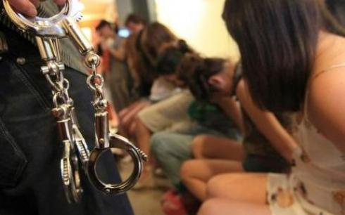 Сексуальное рабство в караганде