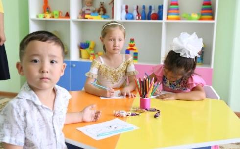 Стоимость посещения детских садов в Караганде с нового учебного года не изменится