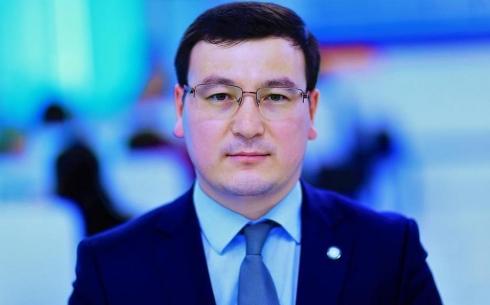 Все промышленные предприятия Караганды будут в одной базе, - Ернар Кульпеисов