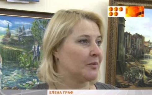 В областном музее изобразительного искусства открылась отчетная выставка детского творчества