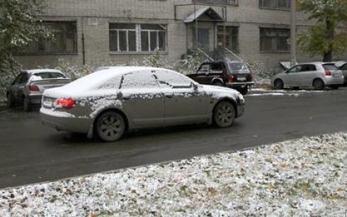 Карагандинские автомобилисты открывают зимний сезон