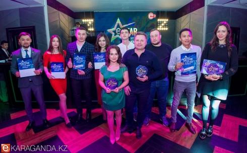 В Караганде наградили финалистов музыкального конкурса «eStar»