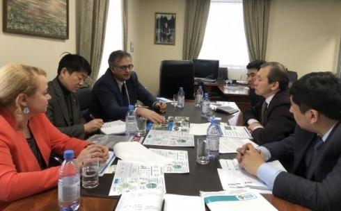 Потенциал газификации Карагандинской области намерены изучить словацкие специалисты