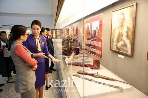 Более 30 музеев представят выездные выставки в Нацмузее РК