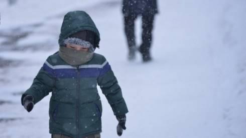 Отменены занятия в ВКО и Карагандинской области