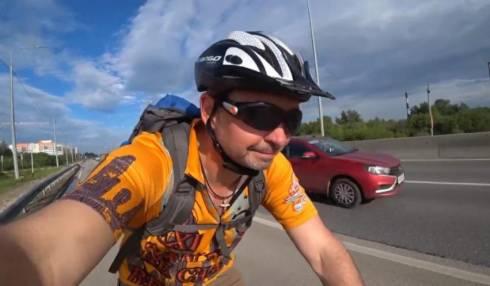 От Перми до Таиланда на велосипеде: путешественник доехал до Караганды